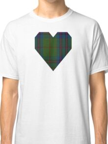 00517 Bennachie (Whisky) Tartan  Classic T-Shirt