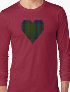 00517 Bennachie (Whisky) Tartan  Long Sleeve T-Shirt