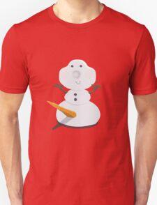 Funny Snowman T-Shirt