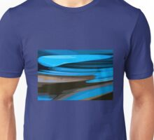 Seaside Abstract Unisex T-Shirt