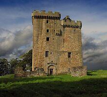 clackmannan tower by joak