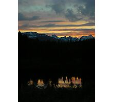 Mission Mountains Photographic Print