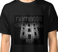 Namaste Hamsa Hand Classic T-Shirt