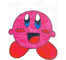 Kirby Photographic Print