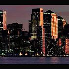 nyc downtown by Noel Moore Up The Banner Photography