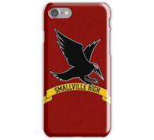 Smallville High Crest  iPhone Case/Skin