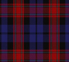 00518 Black & Red Tartan  by Detnecs2013