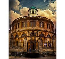 Oxford Building Photographic Print