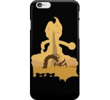 Someone else might have gotten it wrong. iPhone Case/Skin