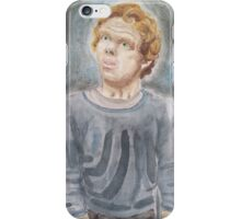 CumberHamlet iPhone Case/Skin