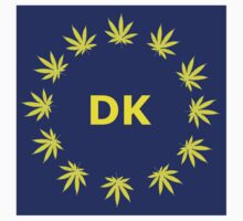 Danish Marijuana Flag by SimonKlak