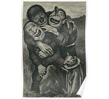 Theodor Kittelsen Illustration page22 Sagobok för barn Poster