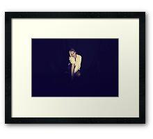Only Me Framed Print