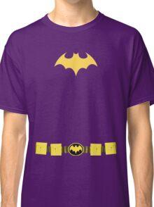Batgirl w/ Utility Belt Classic T-Shirt