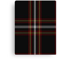 00521 Black Country District Tartan  Canvas Print