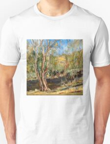 Sugarloaf Creek Broadford Vic. Australia T-Shirt
