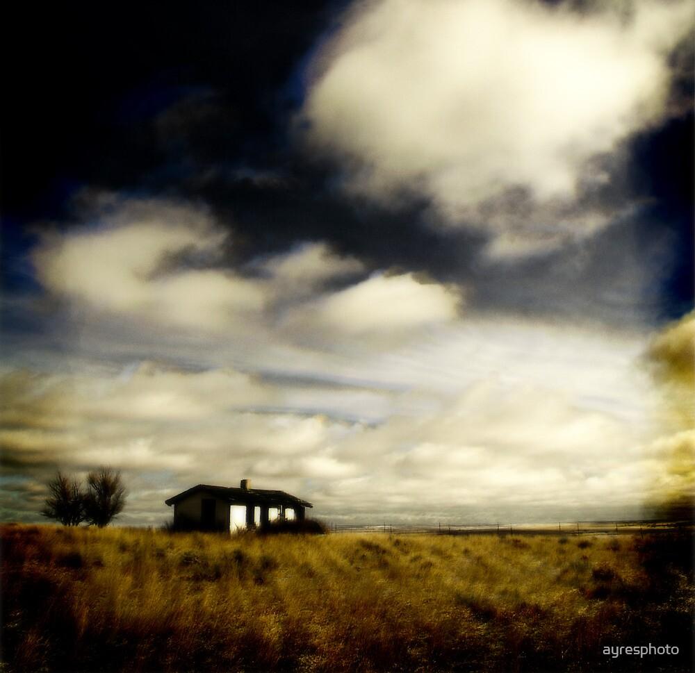 Abandoned Wyoming by ayresphoto