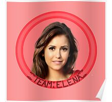 Team Elena - The Vampire Diaries - (Designs4You) - TVD Poster