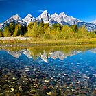 Tetons, Wyoming by ayresphoto