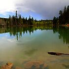 Crystal Mirror Lake by ayresphoto