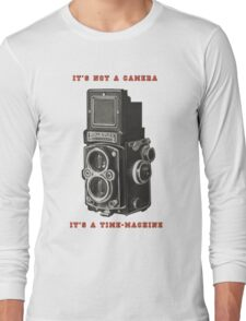 Rolleiflex Time-Machine Long Sleeve T-Shirt