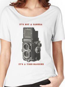 Rolleiflex Time-Machine Women's Relaxed Fit T-Shirt