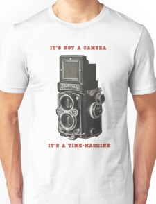 Rolleiflex Time-Machine Unisex T-Shirt