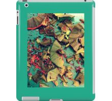 Colored Pencil Shavings Photo iPad Case/Skin