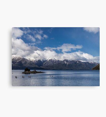 Lake Nahuel Huapi, Patagonia, Argentina Canvas Print