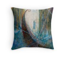 EUPHEMUS AND THE SYMPLEGADES Throw Pillow