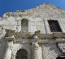 Remember the Alamo ~  175th Anniversary by Debbie Robbins