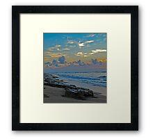 Awaken Sky Framed Print
