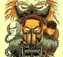 Mad Max T-Shirt by TuReyMestizo