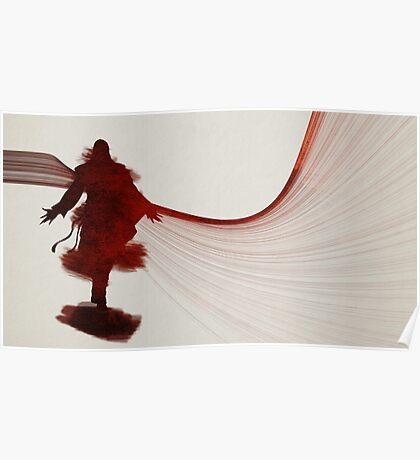 Ezio Silhouette Poster