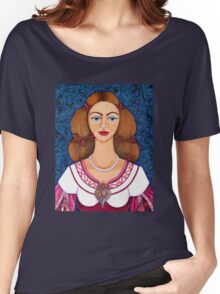 Ines de Castro Women's Relaxed Fit T-Shirt