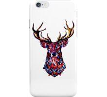 "Ornate Deer Big Brother ""AUSTIN SUCKS"" Alternate Design iPhone Case/Skin"