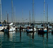 williamstown,westgate bridge by fazza