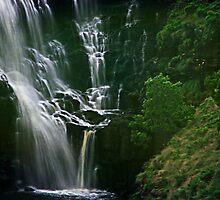 Lal Lal Cascades by TmacScapes
