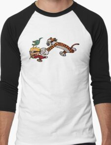 Calvinball 2 Men's Baseball ¾ T-Shirt