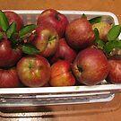 how doyoulike them apples? by evon ski