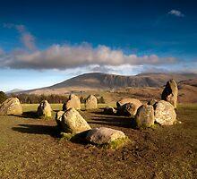 Castlerigg Stone Circle by Dave Hudspeth