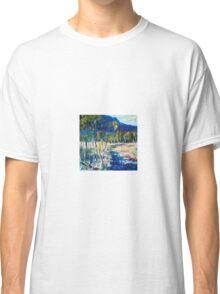 Along the lazy stream Qld Australia Classic T-Shirt