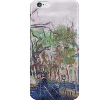 Streetscape - Heathcote Victoria Australia iPhone Case/Skin