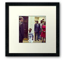 Awestruck Framed Print
