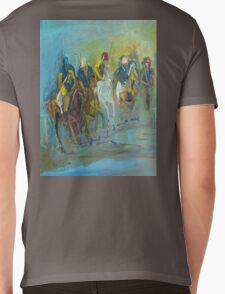 The Polo Game - Victoria Australia Mens V-Neck T-Shirt