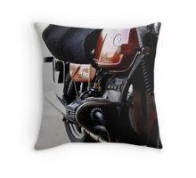 R80 Throw Pillow