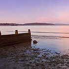 Machroes Beach and Groins Abersoch by Turtle  Photography