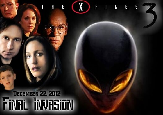 The X-Files 3: Final Invasion by AdamX