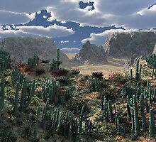 Painted Desert. by alaskaman53