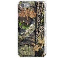 Vietnam Vet iPhone Case/Skin